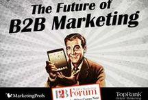 007 B2B Fitness / Strategies and tactics for effective B2B Marketing  / by 007 Marketing
