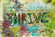 Thrive! ⚡ / by Lia Hunter