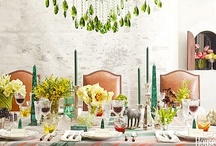 Entertaining / Great ideas on entertaining with family and friends
