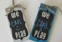Crafting | Craft Fair Ideas  / by Hilary Richards