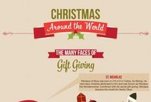 007 Holidays are Coming / Christmas-related infographics