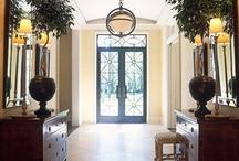 Make an Entrance / Style ideas for entryways and hallways