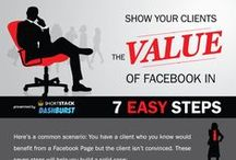 007 Facebook Marketing Tricks / Facebook marketing tips and tricks, best practices, how to improve organic reach, strategies, all in one place
