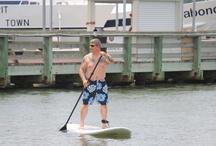 Summer Fun Activities! Kayaking & Paddleboarding / by Lisa Prom