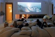 Movie Room for the Home
