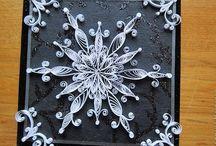 Snowflakes / by Meriel Henson