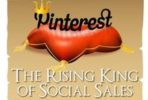 007 Pinterest Power / Pinterest grows very fast. These infographics and articles are about taking advantage of the power of Pinterest.