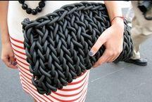 Knitting - Tejiendo con agujas