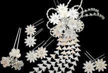 Kanzashi  & Ribbon Embroidery / by Meriel Henson