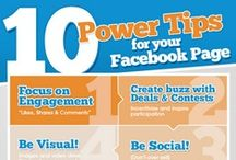 007 Facebook Page Do's and Don'ts / Everything you need to know about Facebook business pages (how to set up a page, etiquette, tons of tips, cover images design, etc.).