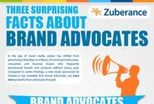 007 Brand Advocates Over Here / Need help attracting, engaging & converting fans to brand advocates? This is the board you were looking for. / by 007 Marketing