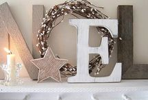 Christmas Home Decor / All you want for decorate your home at Christmas!