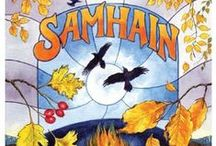 ✪ Samhain ✪ / AKA Halloween / by Lia Hunter