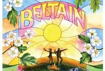 ╭✿╯Beltain╰✿╮ / AKA May Day / by Lia Hunter