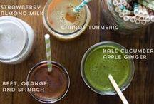 ETL type Smoooothies-shakes-juices / by Lisa Prom