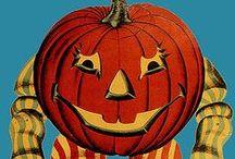 Harrowed Halloween - Retro Mid Century