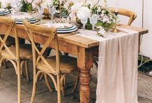 Tablescapes / Tablescapes styled by me and you!!  I adore dressing a table.