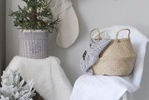 Farmhouse Style / My love for all Things farmhouse comes naturally.  For me, a little goes a long way: