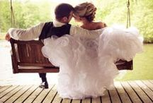 Wedding Obsession / Because wedding stuff is just so beautiful!  / by Samantha Moulder