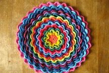 Knitting,Crochet, and Craft Ideas! / by Laura Keehn