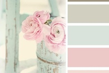 It's a Colorful World / Colors that I want to remember, or color pallets that I love. / by Samantha Moulder
