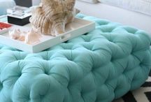 Tufted / Tufted upholstery
