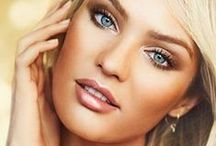Blondes: Candice Swanepoel / Fashion model and Victoria's Secret Angel Candice Swanepoel.