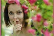 garden knowledge / by Elizabeth A