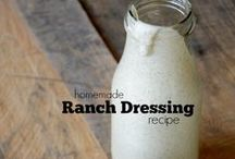 Dressing/Seasoning/Dips / by Samantha Moulder