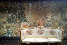 If These Walls Could Talk / Great Walls with intriguing patterns and patinas