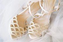::Inspiration - Wonderful Wedding Shoes::