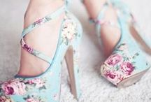 Fashion: Shoes & Accessories / Shoes, purses and hair accessories.