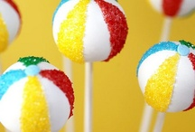 Cake Pops, Cookie Pops and Push Pops / by Janis Oncay