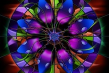 Art in Stained Glass / by Cindy Kimpel
