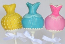 Cake Pop Treats / by Cindy Kimpel
