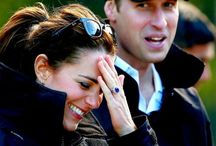 william and kate / by Kelsey McCune