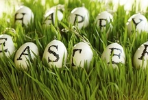 Happy Easter / by Cindy Kimpel