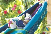 summer breeze makes me feel fine / by Elizabeth A