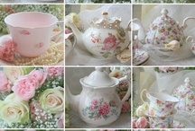 Tea Time, Teapots, Teacups & All Thing Old / by Janis Oncay