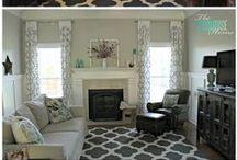 Living Room / by Samantha Moulder