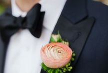 ::Inspiration - Handsome Grooms and their Groomsmen::