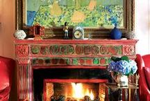 bohemian rooms / what i love about in these rooms