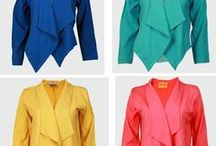 Jackets / Best jackets online this winter and all seasons. Wrap up yourself with these colorful jackets this season.  http://www.trendzystreet.com/clothing/coats-jackets/jackets-online