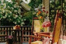porches / by Elizabeth A
