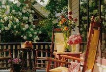 porches / by Elizabeth A