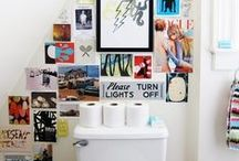 Kids' Space / My little collection of color ideas, inspiration and products for children's rooms and bathrooms.