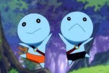KoRu Project - Fairies Children/Twin spirits/characters / KoRo Project Research