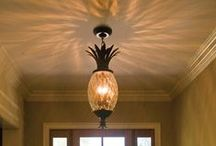 Lighting / Eclectic interior and exterior lighting.