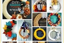 Wreaths / by Ode to Inspiration