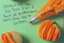 Cupcake Decorating / by Ode to Inspiration